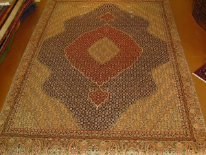 100 Year Tabriz 9' x 12' (Excellent Condition)