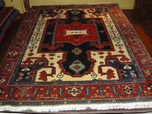 Turkman (8'11 x 11'9 Estate $1,595)