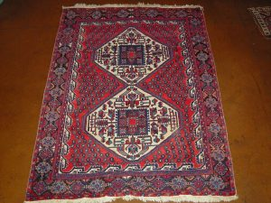 SOLD - Afghan tribal (Estate 5'3 x 7'3 $950)