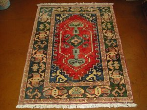 SOLD - Azerbaijan - Tribal (5'4 x 7'2 Estate $1,295)