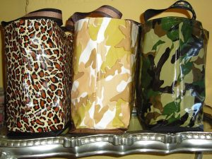 Jaguar and Camouflage - $45