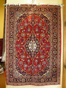 Kashan - 3'6 x 5'3 - $2,900 special $1,750