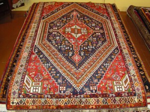 "SOLD - Shiraz 5'8"" x 9'6"" -"